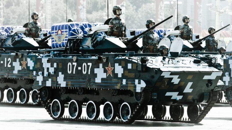 【江峰時刻】70年民族劫難(一):北京閱兵的口號喊得不對