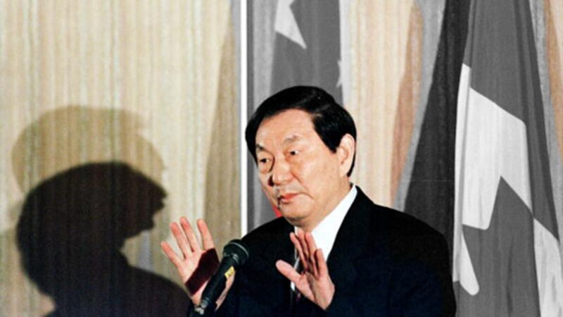 朱鎔基講話瘋傳:若香港搞壞 中共是民族罪人
