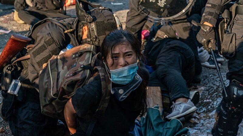 傳「祕密特工」進入香港 對示威者密捕滅口