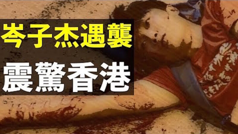 【拍案惊奇】岑子杰遇袭 受伤严重 陈彦霖案更多录像流出
