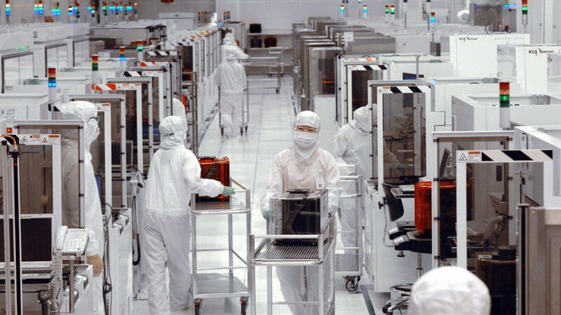 挹注重资打造半导体产业 中国能跟上主流?