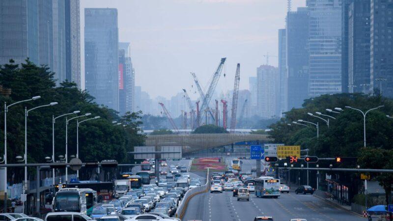 将升格全国示范区?深圳经济呈断崖式下滑