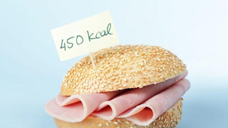 研究:快餐熱量標籤不起作用