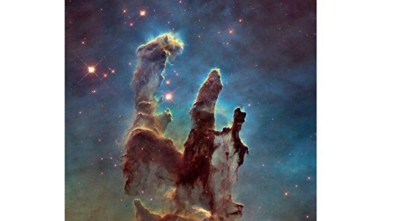 宇宙大尺度上的協調性令人驚訝