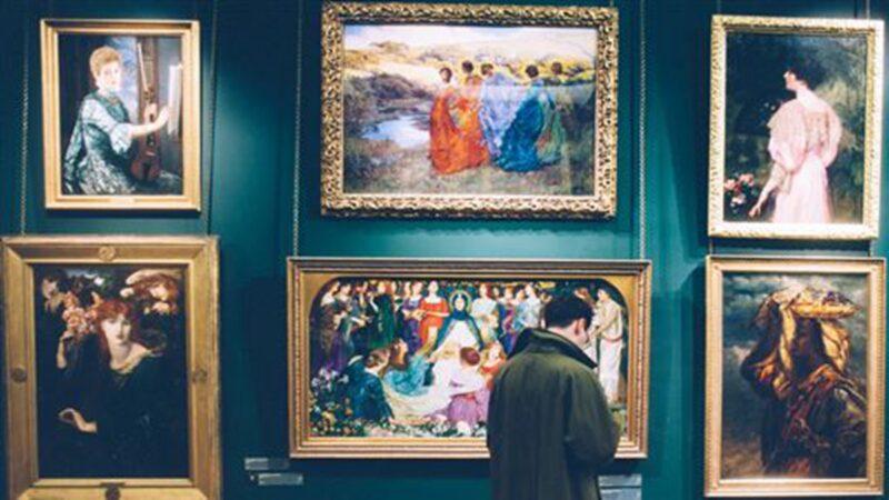 台裔富翁3亿欧元艺术品出借中国 250件失踪