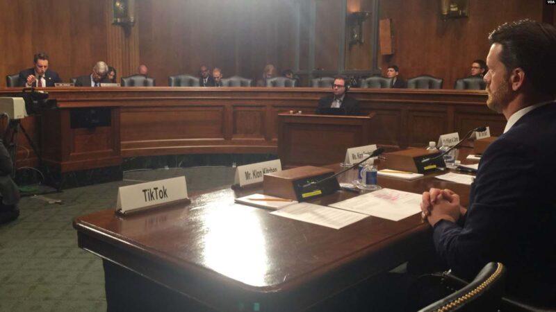 美參院聽證會聚焦抖音海外版 數據風險已滲入軍方