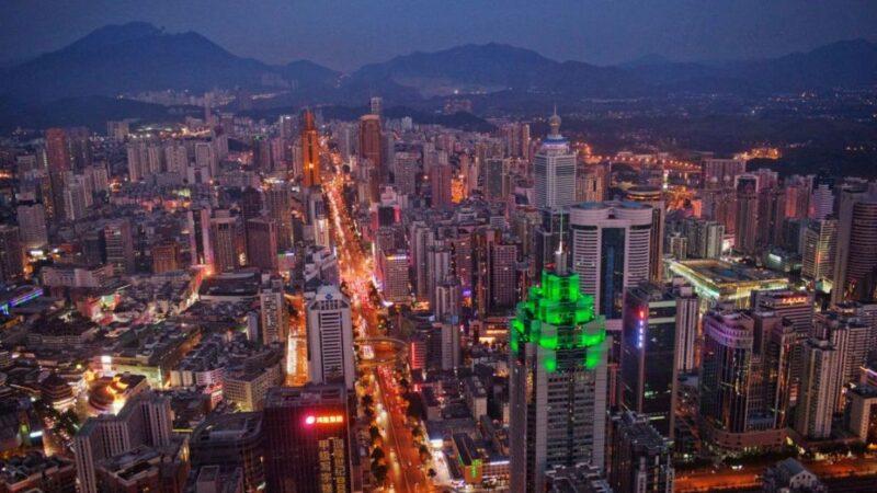 貿戰後效應重創「改革象徵」 深圳GDP死火史上最低
