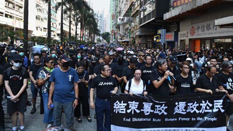 四中全會釋信號 中共擬3招「管治」香港