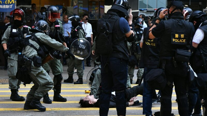 程晓容:香港局势危急 国际社会如何救援?