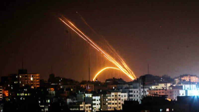 以色列加沙地带炸死IS指挥官 以巴冲突再升温