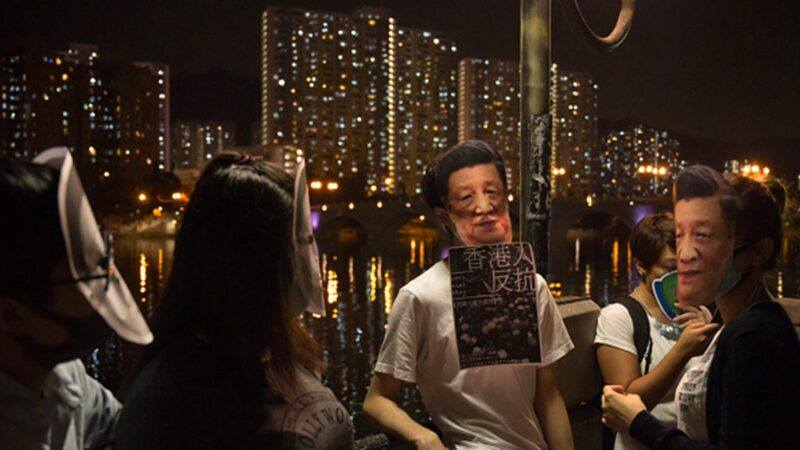 外媒:香港是习近平的梦魇