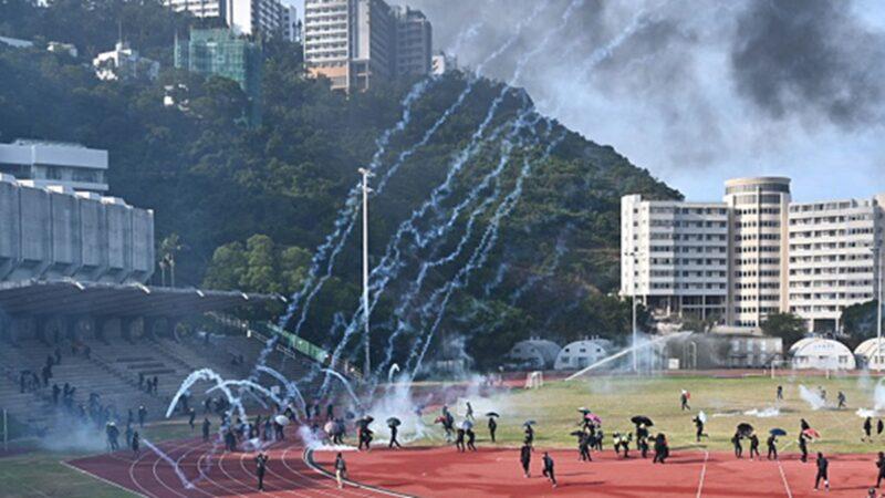 香港抗爭勢不可擋 港府宣布:明日全港停課!
