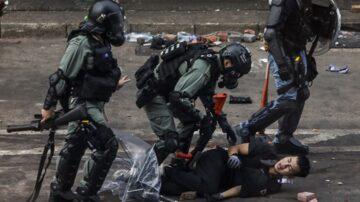 香港前主教:反送中是一场战争 警察像野兽