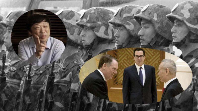 測試國際社會反應?胡錫進狂言隨時軍管香港