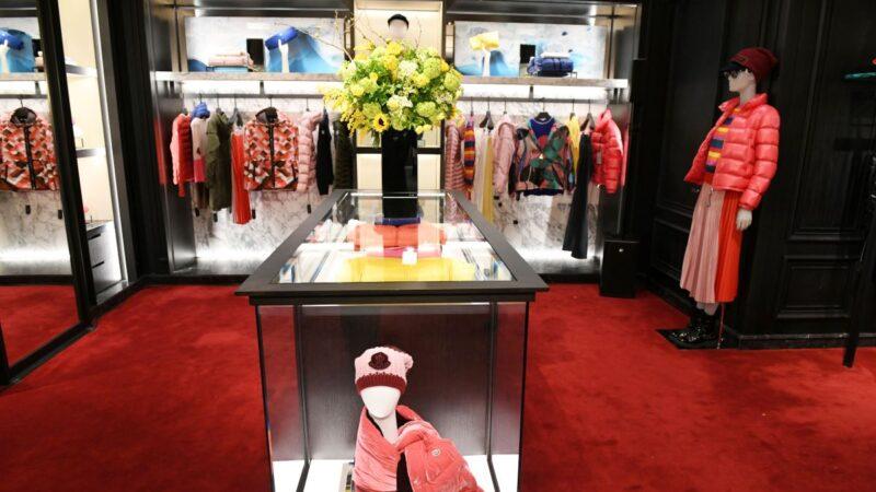 传Gucci母公司正洽购高端羽绒服品牌Moncler