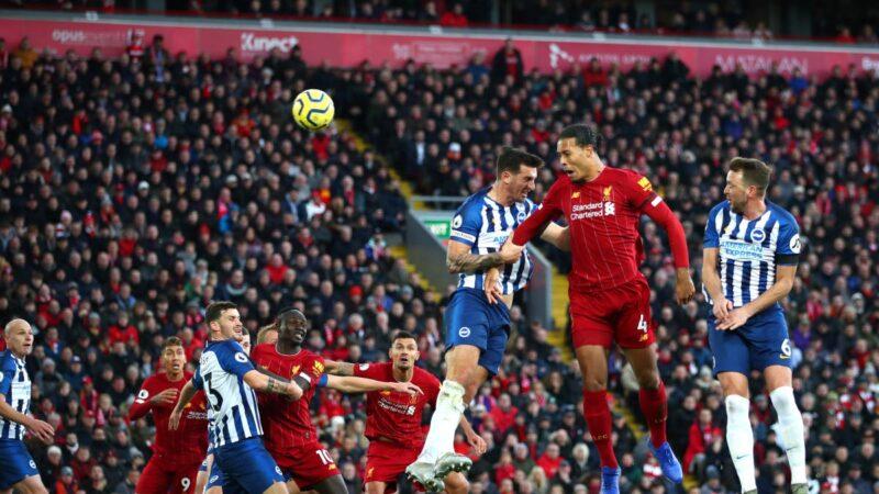 英超:利物浦领先曼城11分 热刺排名攀升