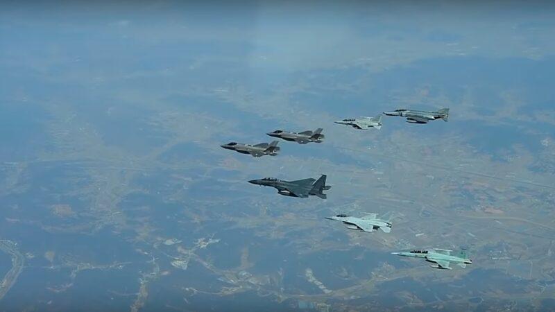 韩罕见公开宣传片 模拟F-35A打击朝鲜ICBM(视频)