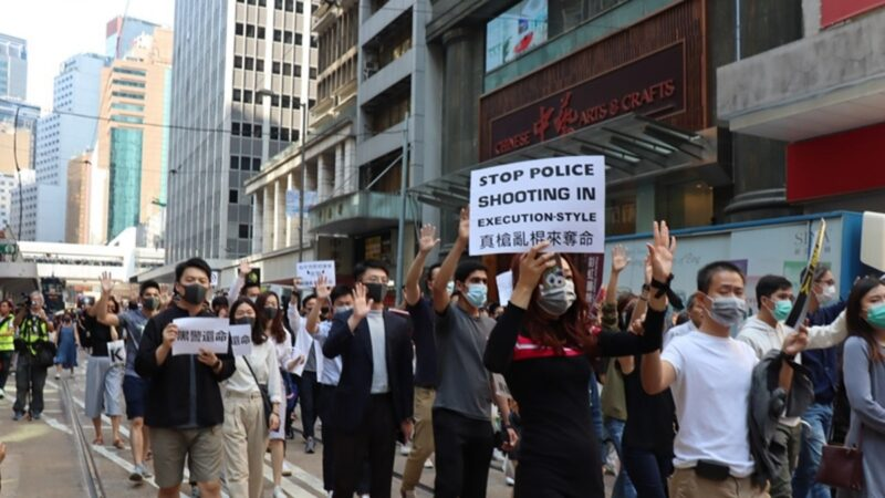 香港浮屍暴增 膠帶封口腳綁啞鈴 警均稱無可疑