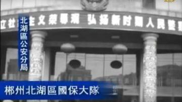 湖南郴州法官罗红荣 为定罪秘审七旬老人雷安祥