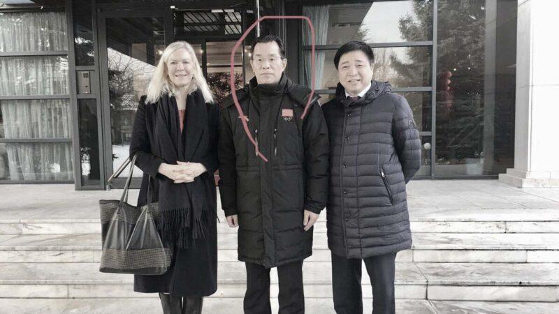 """涉嫌暗助中共 瑞典前大使被诉""""勾结外国势力"""""""