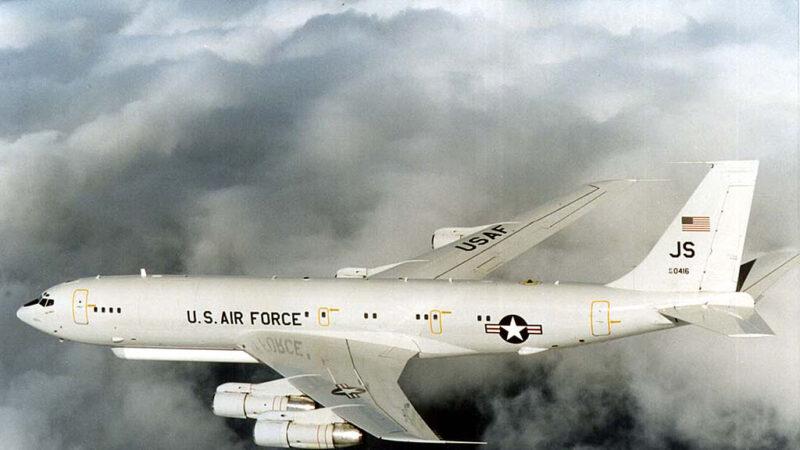 监视朝鲜 美军一周内第5次派侦察机巡航