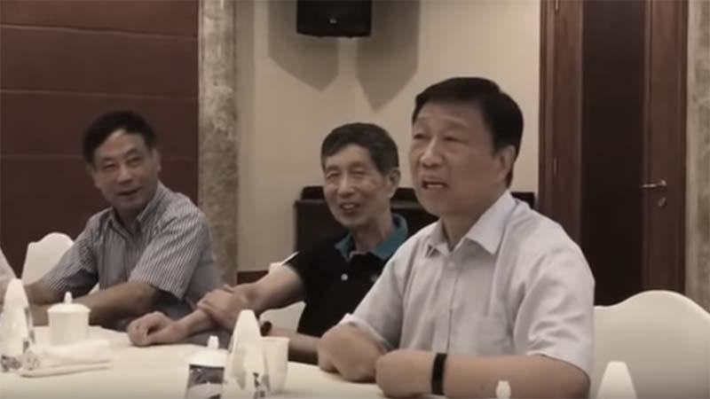 """回应王立强爆料?李源潮称""""被造谣""""旧影片热传"""