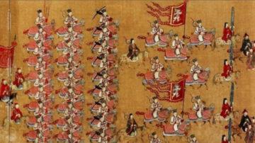 战场救皇帝性命 骑兵的遗物令人目瞪口呆