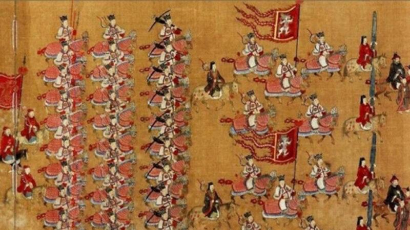 戰場救皇帝性命 騎兵的遺物令人目瞪口呆