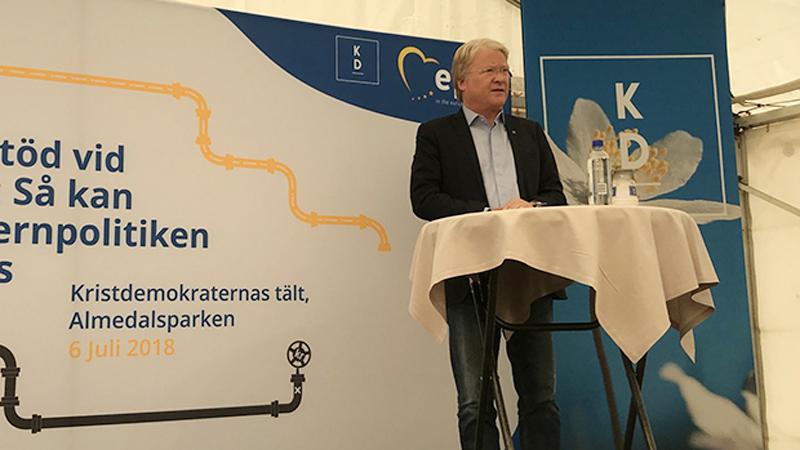 前所未有 瑞典国会议员提议驱逐中共大使