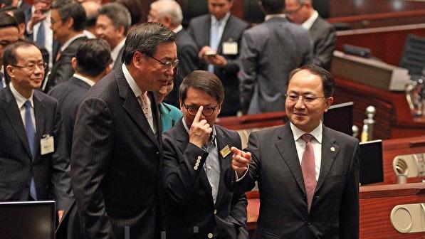 周曉輝:更換中聯辦主任 中南海仍避重就輕