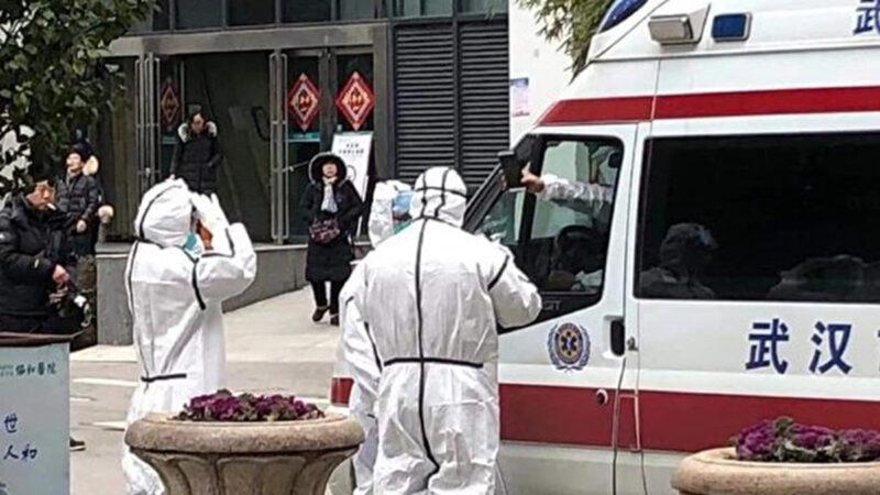 英媒證實:武漢醫院拒檢測病毒 將死者強制火化