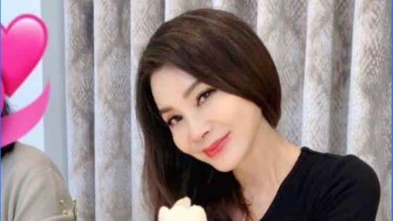 """""""最美欧巴桑""""登上外媒 陈美凤63岁分享冻龄术"""