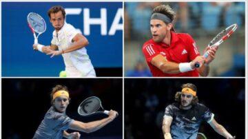 澳网男单 谁能夺2020大满贯首冠?