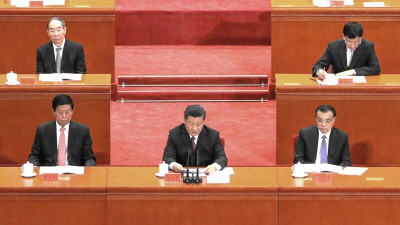 武汉疫情冲击中共政权 年初一习近平急开常委会