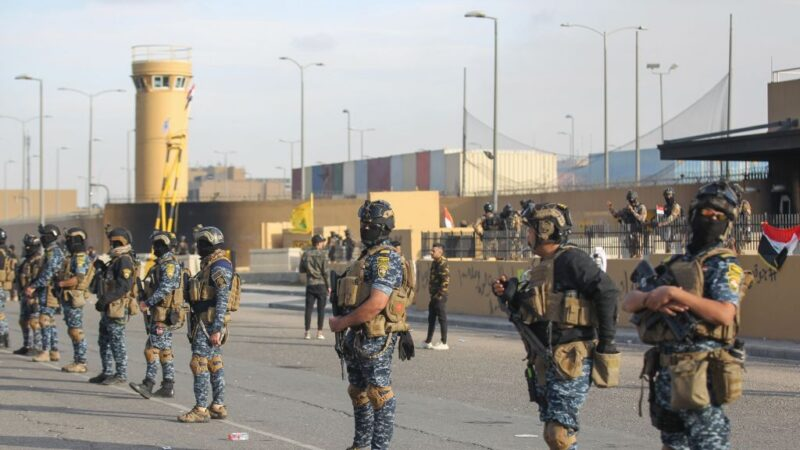 美伊战争一触即发 菲律宾强制侨民撤离伊拉克