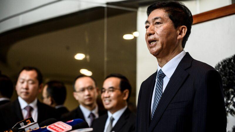 北京調整策略?駱惠寧履新未提「止暴制亂」