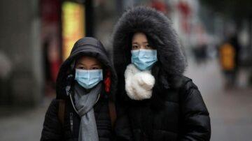 武漢肺炎已17死 當局恐慌急令公共場所不戴口罩者法辦