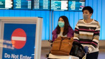 忧武汉肺炎扩散 各国机场采取因应措施