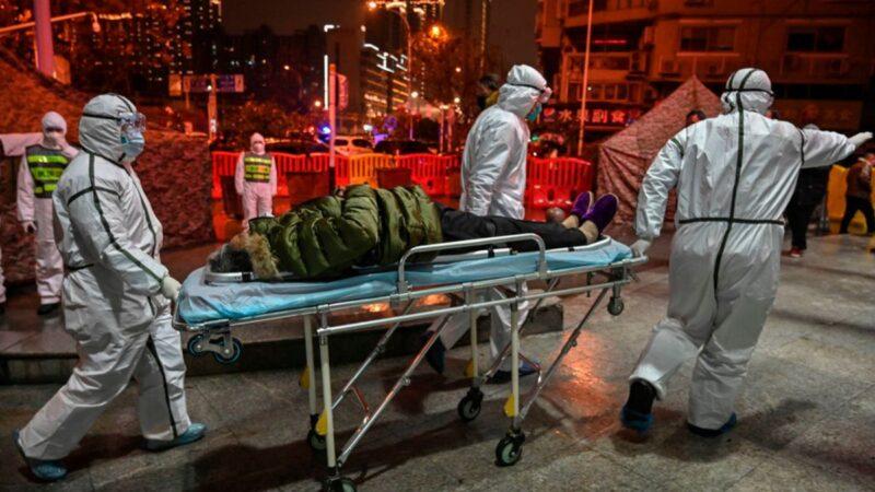 台湾病毒专家:武汉至少50万人感染肺炎