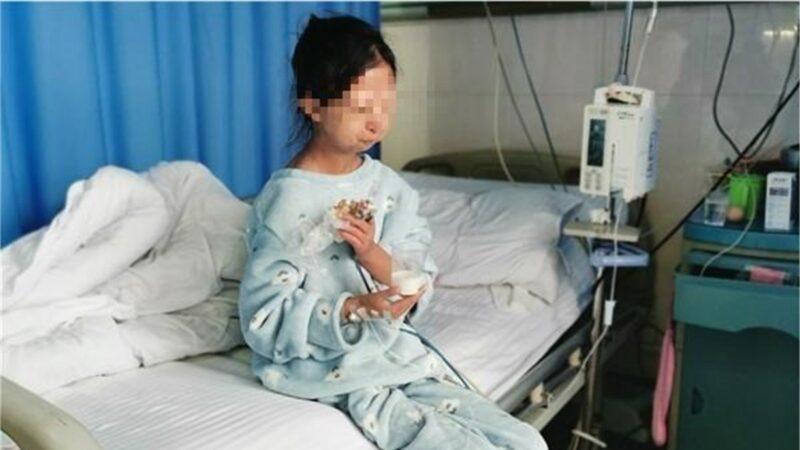 贵州43斤女大生贫病去世 贪官4千瓶茅台倒马桶