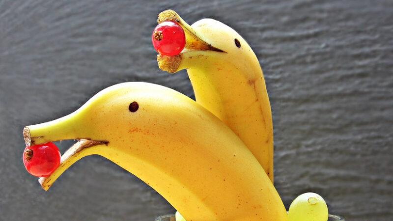 """香蕉是""""最便宜营养品""""减肥助排便 3类人不宜吃(组图)"""