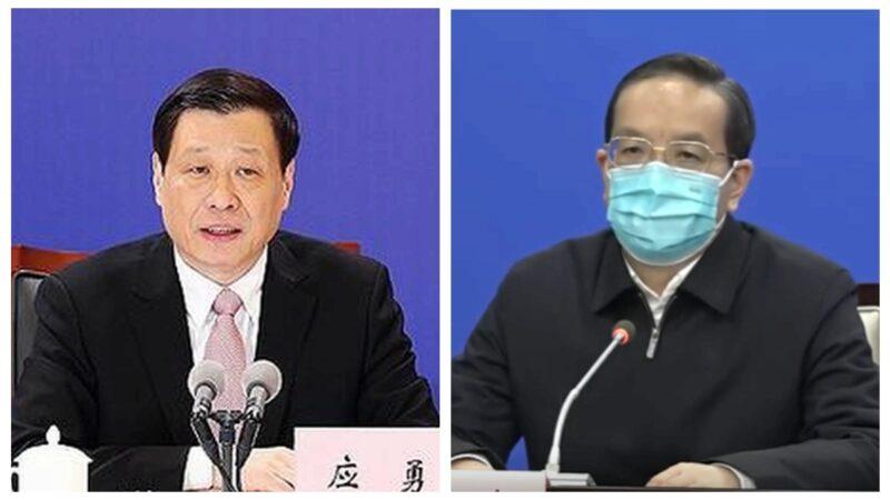 蒋超良下台 应勇接任湖北省委书记