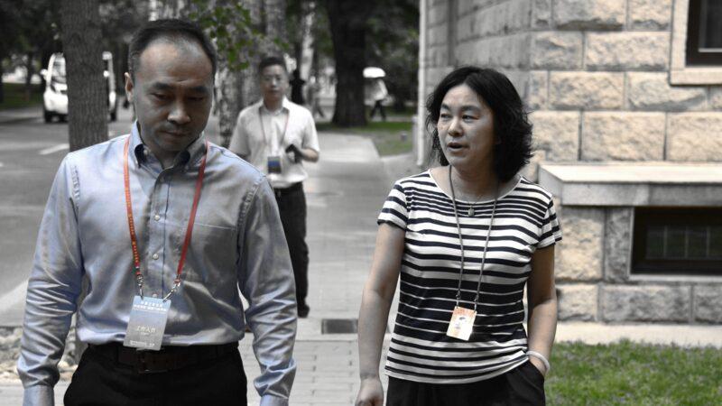 前央視主播斥華春瑩:該去看看病了