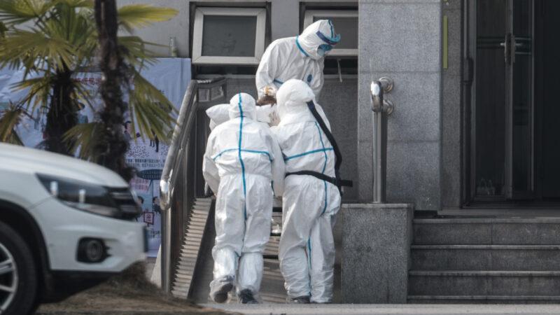 《石濤聚焦》重慶現「第四代病毒感染」武昌殯儀館急聘搬屍員 4小時4000元