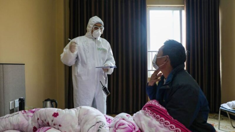 全球239位专家打脸世卫:中共病毒可空气传播