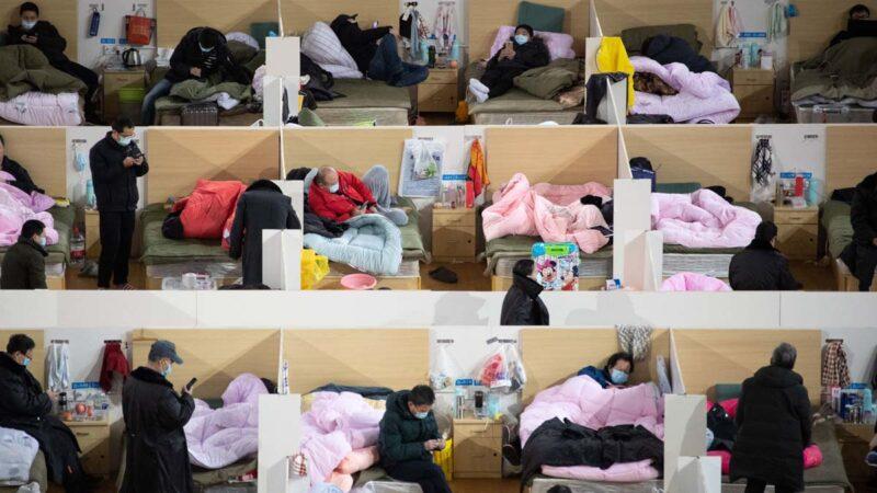 中国一天4医染疫死亡 当局疫情统计造假