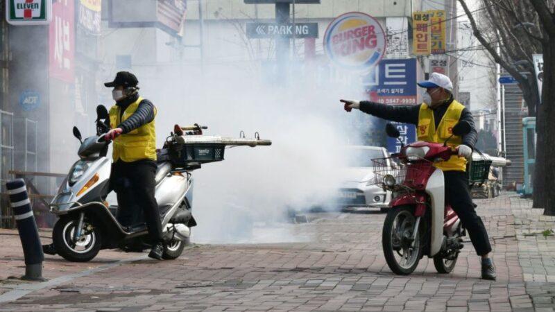 疫情速恶化韩国升红色警戒 大邱或成下个武汉?