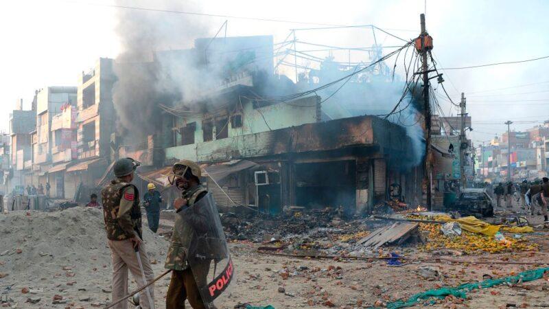 反公民法示威 印度爆冲突酿5死90伤