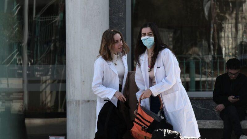 武漢肺炎希臘現首例 從意大利返國後確診