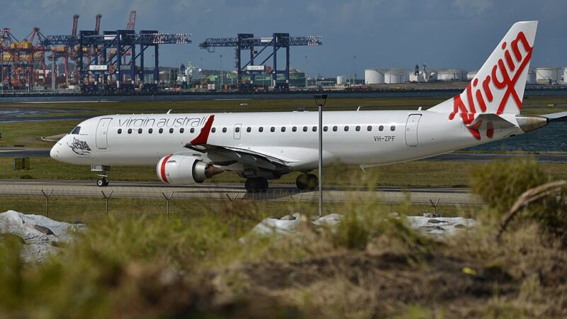 需求下降 維珍澳洲航空永久停飛香港航線